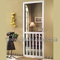 5 BAR Screen Door